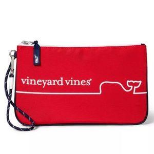 VINEYARD VINES for Target New Whale Line Wristlet